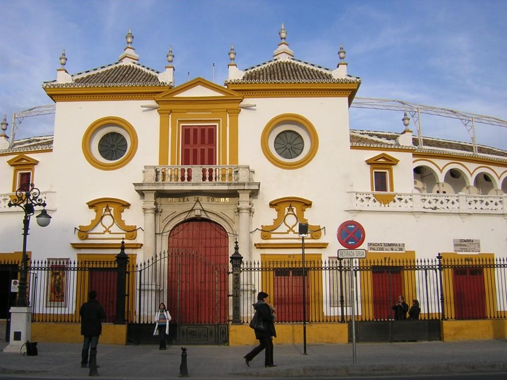 Sevilla Plaza de torros