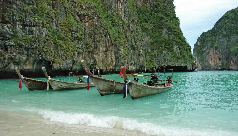 asiatisk båt