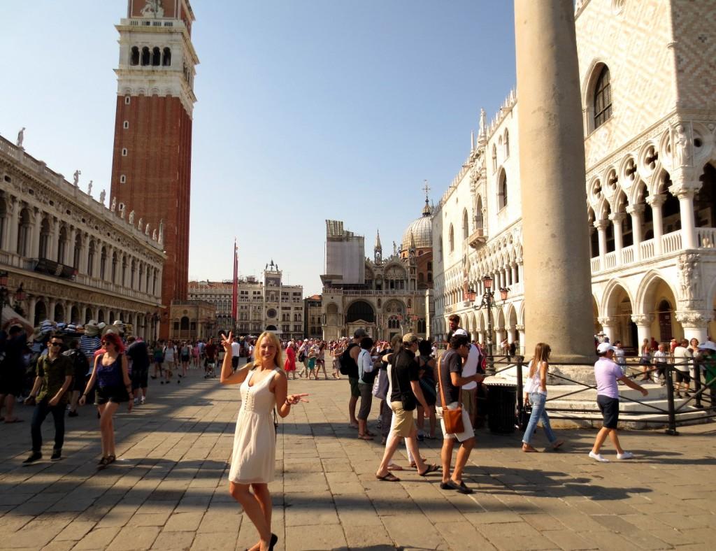venedig-markusplatsen