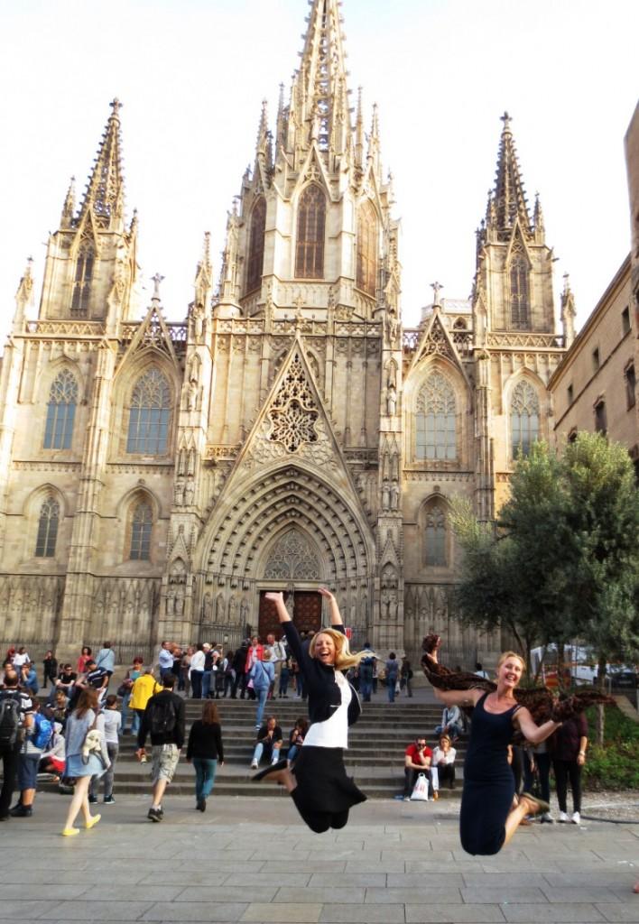 katedrale-barcelona-gotiska-kvartere