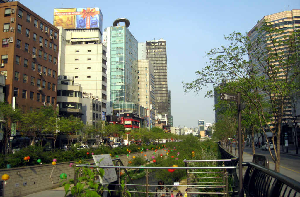 Citypark-Cheonggyecheon -Seoul-TravelGrip