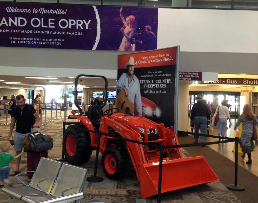 Nashville-Flygplats-TravelGrip