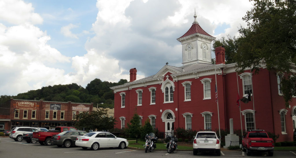 Lynchburg-centrum-Tennessee-TravelGrip
