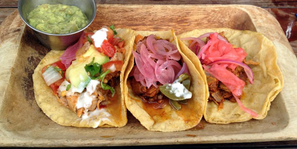 mexikansk mat stockholm