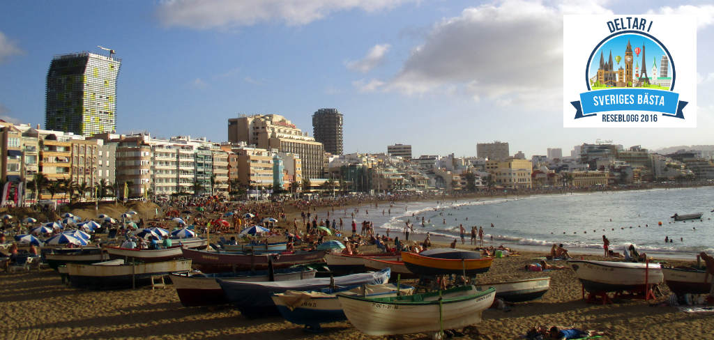 Las-Palmas-strand-Gran-Canaria-TravelGrip