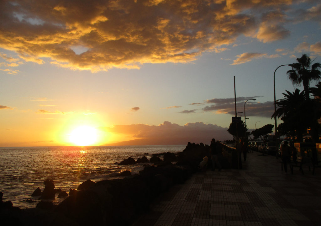 Solnedgång-Sunset-CanaryIslands-TravelGrip