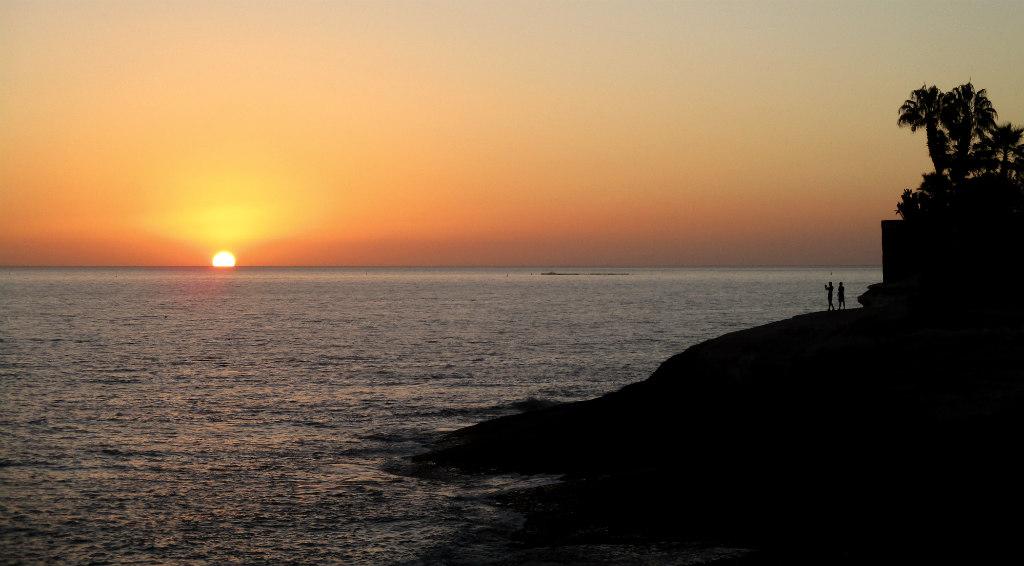 Solnedgång-på-Teneriffa-TravelGrip