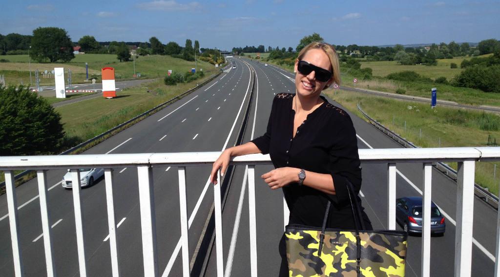 TravelGrip på franska vägarna