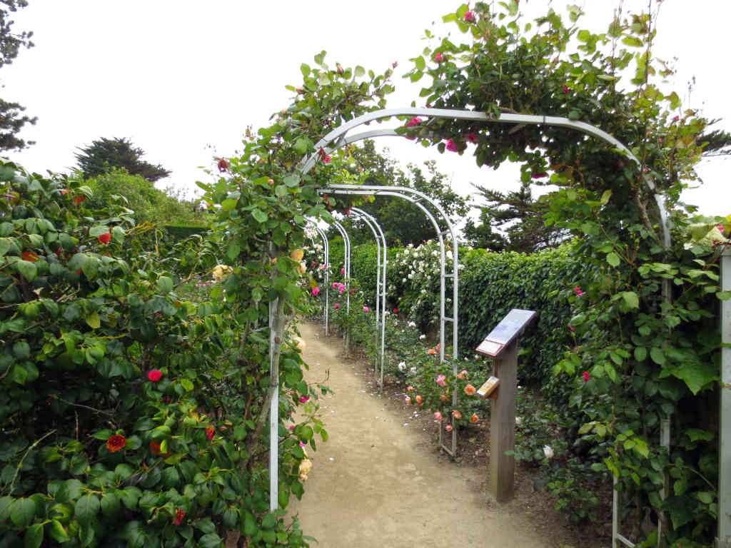 Dior-trädgård-Granville-Normandie-Frankrike-TravelGrip