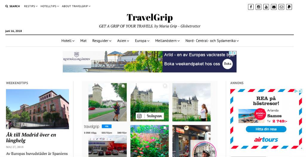 Banner-advertisement-on-TravelGrip-TOP