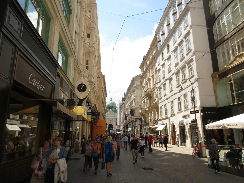 Weekend-i-Wien-Kohlmarkt-TravelGrip