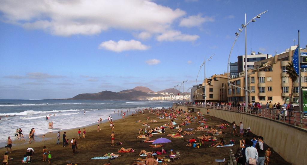 Gran-Canaria-strand-nyarsafton-TravelGrip