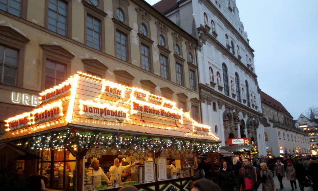 Julmarknad-i-Munchen