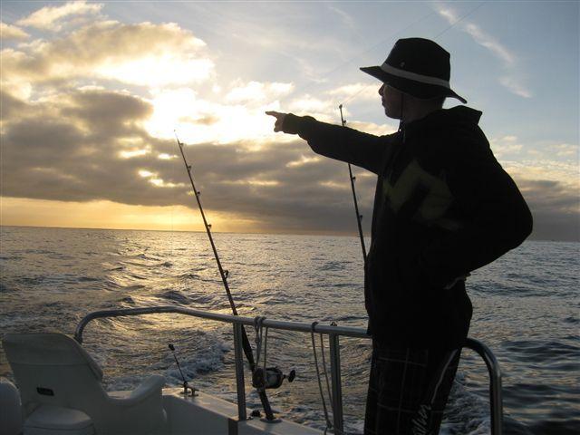 Djuphavsfiske i Mexiko