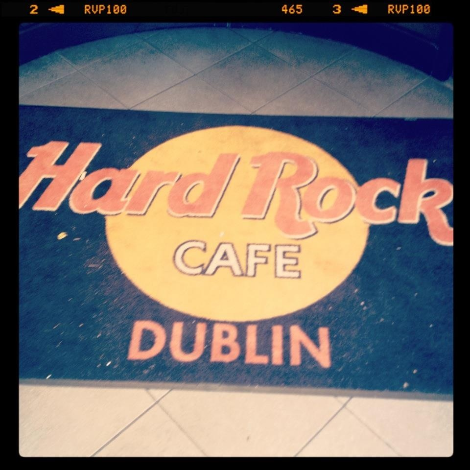 Hard Rock Cafe i Dublin