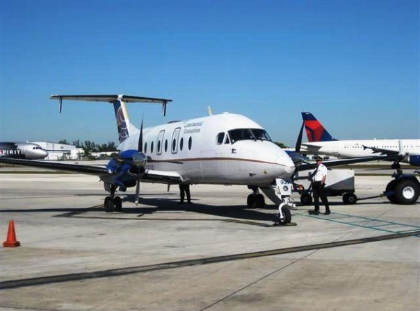 Litet flygplan