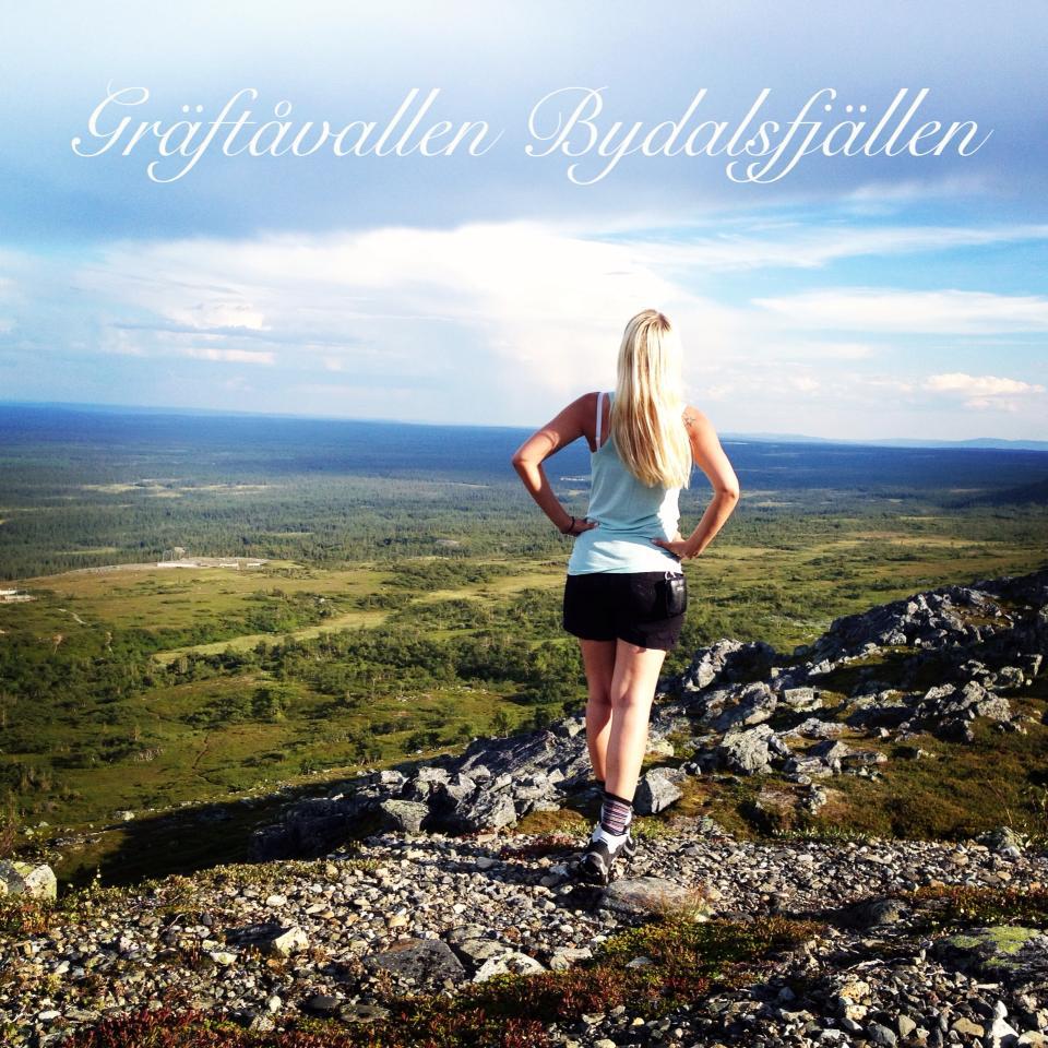 Gräftåvallen i Jämtland