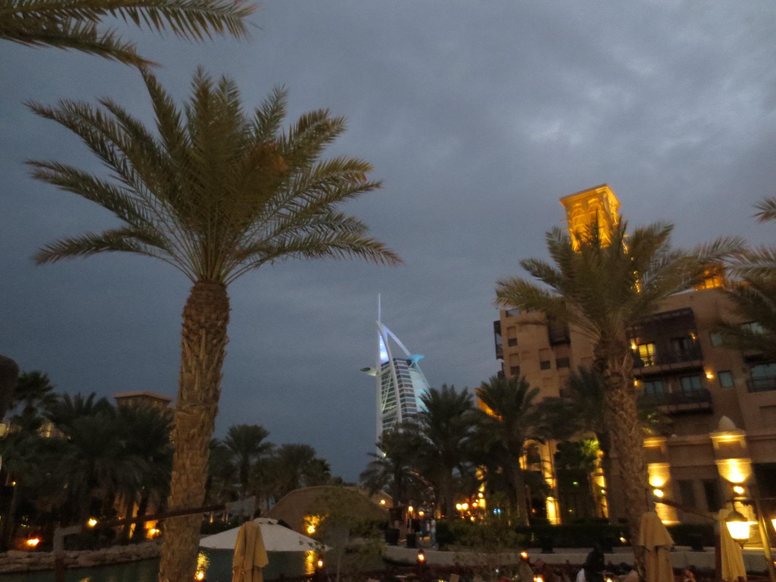 Burj Al Arab i Dubai