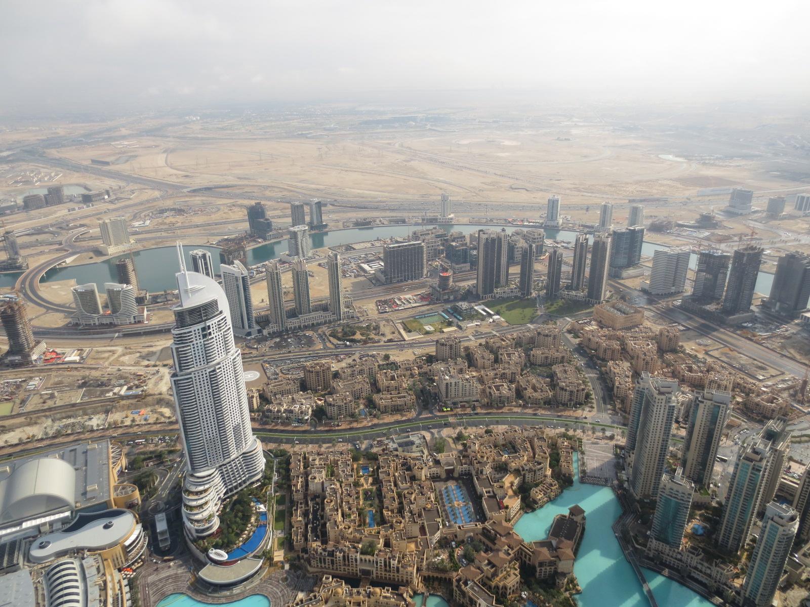 Resa till Dubai över nyår