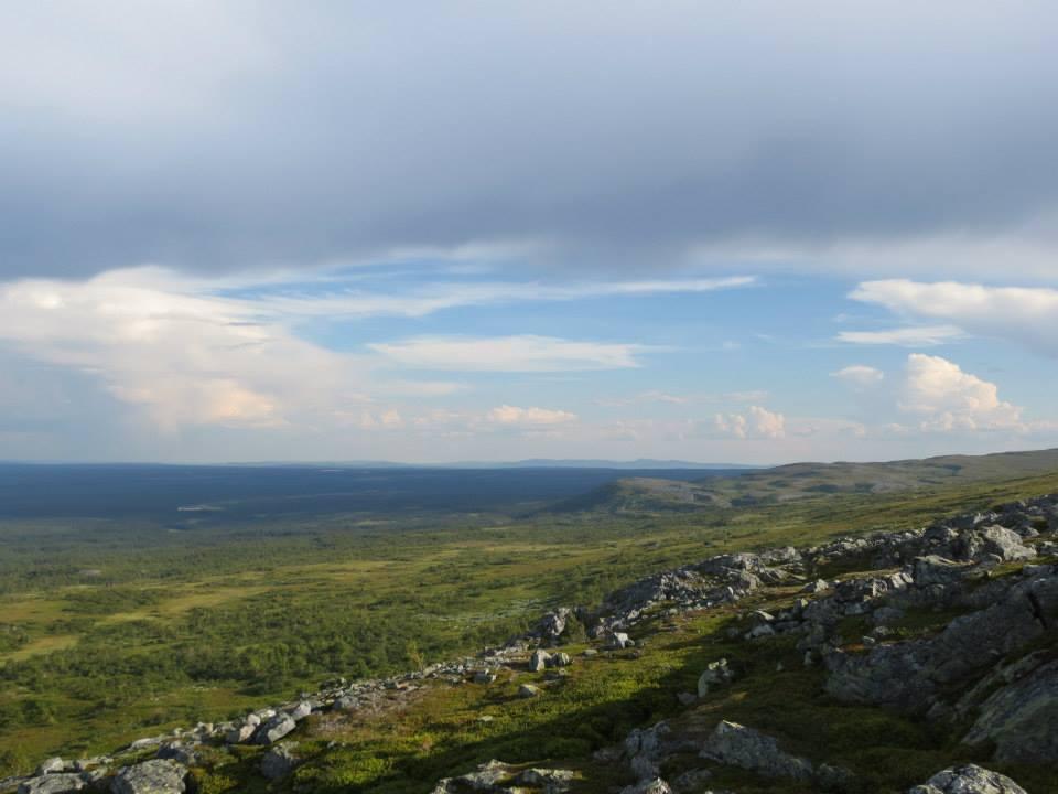 Utforska södra Norrland i sommar