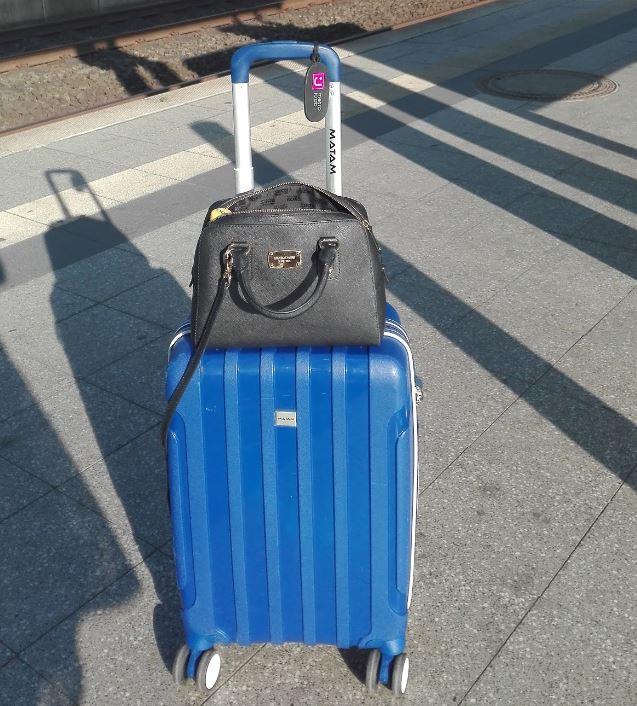 Kabinväska till flyget