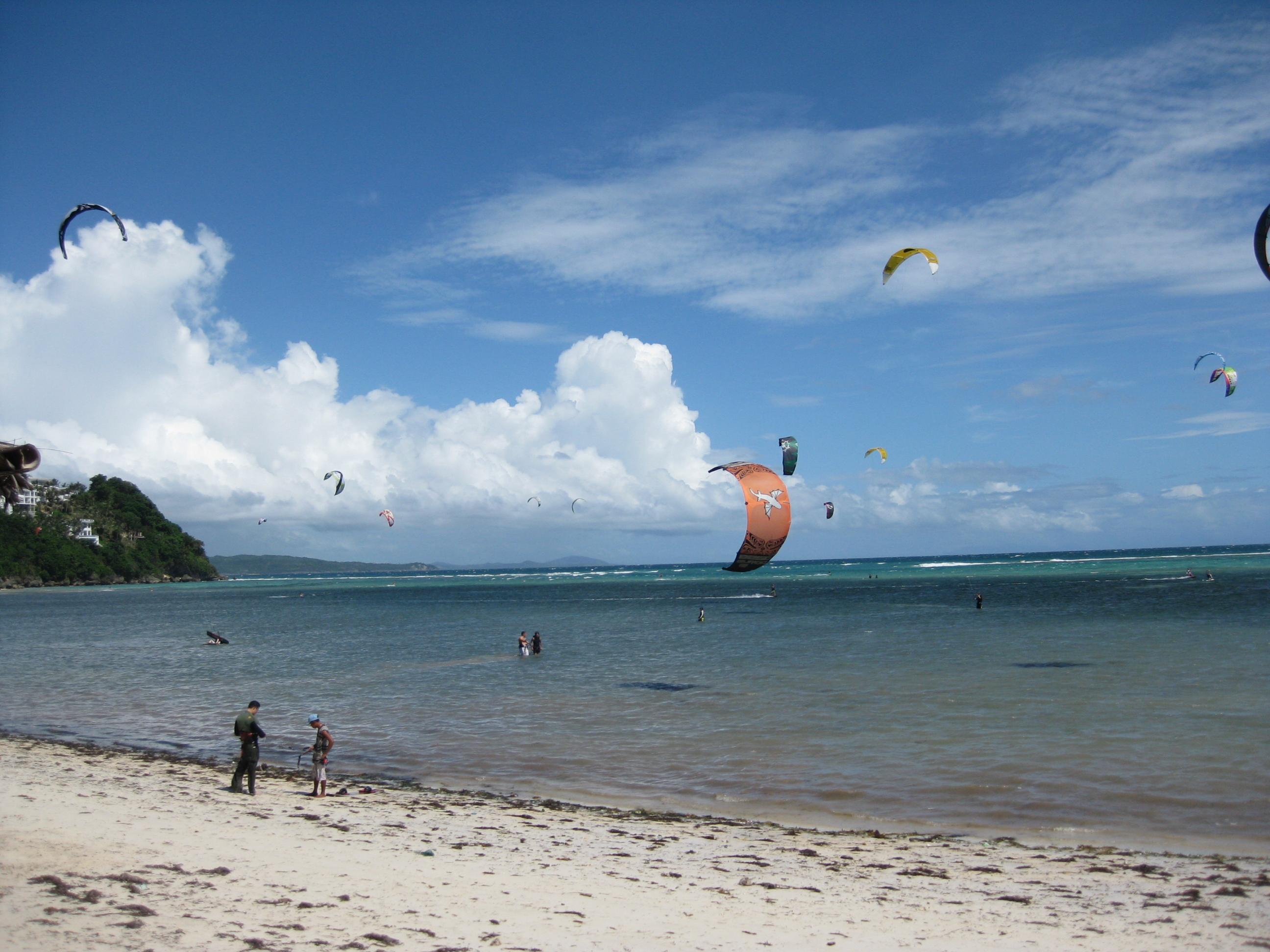 Strand i Boracay