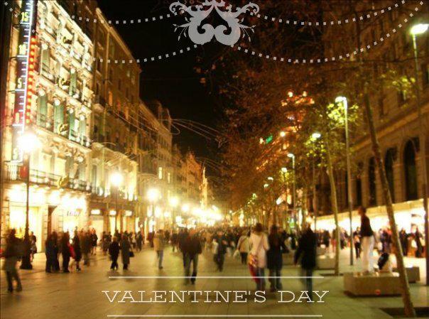 Alla Hjärtansdag utomlands