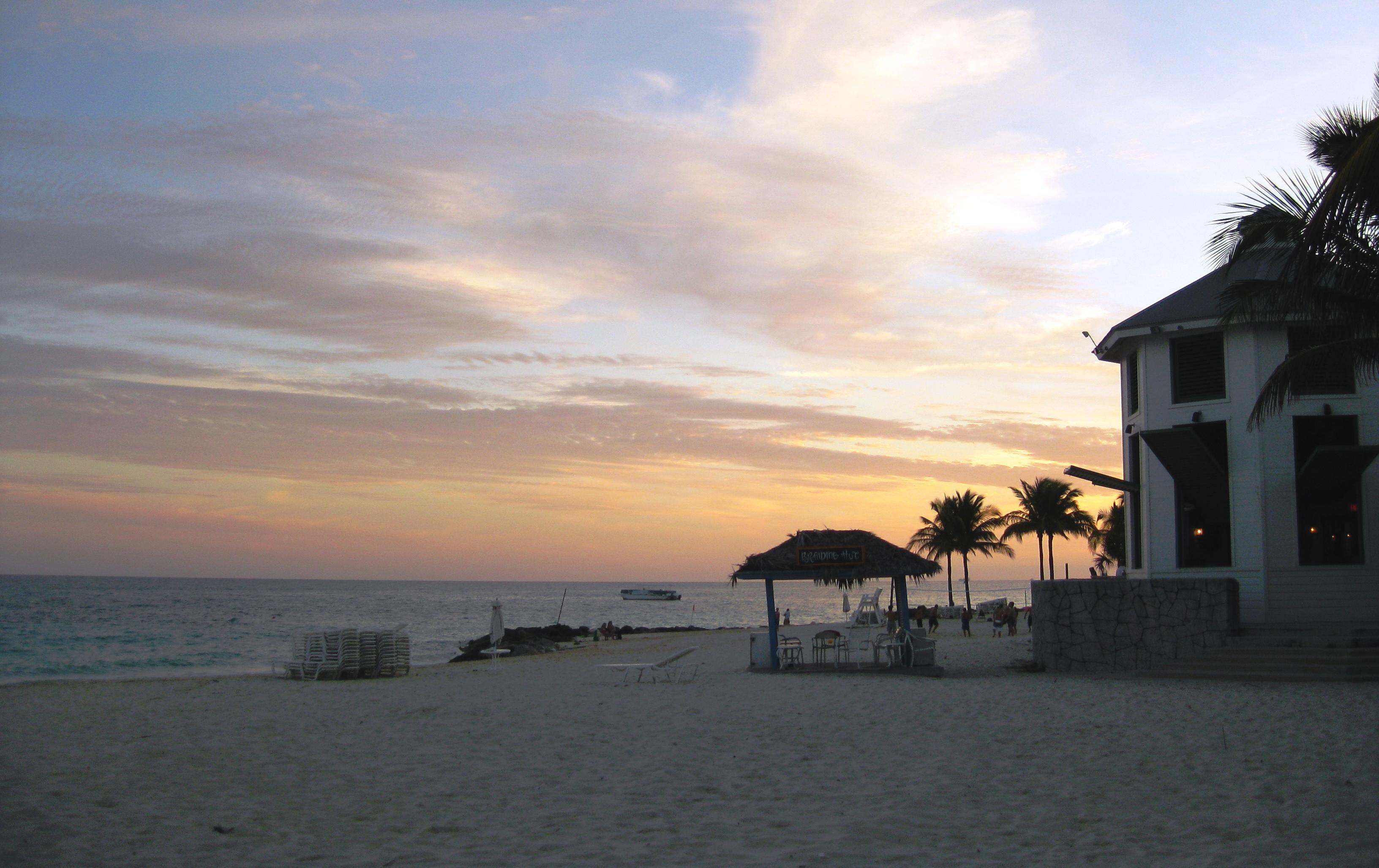 Favoritstrand på Grand Bahama
