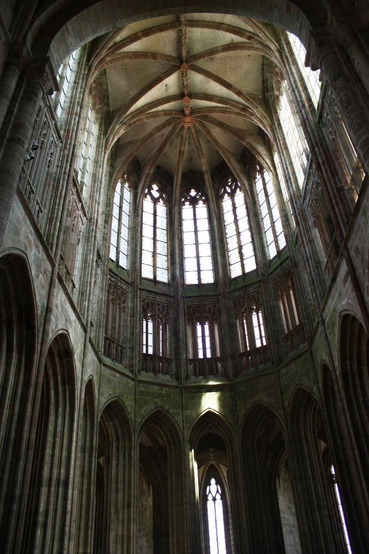 Katedralen i Mont Saint Michel