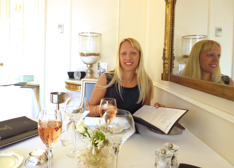 TravelGrip bor på slott i Champagne