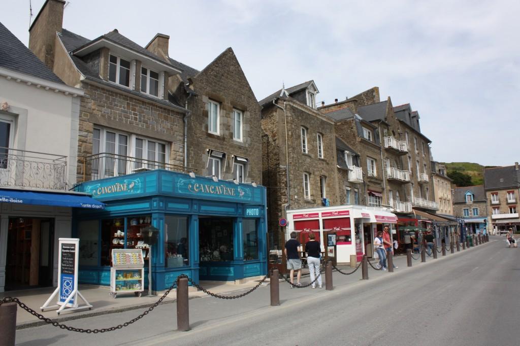 Besök Cancale i Bretagne