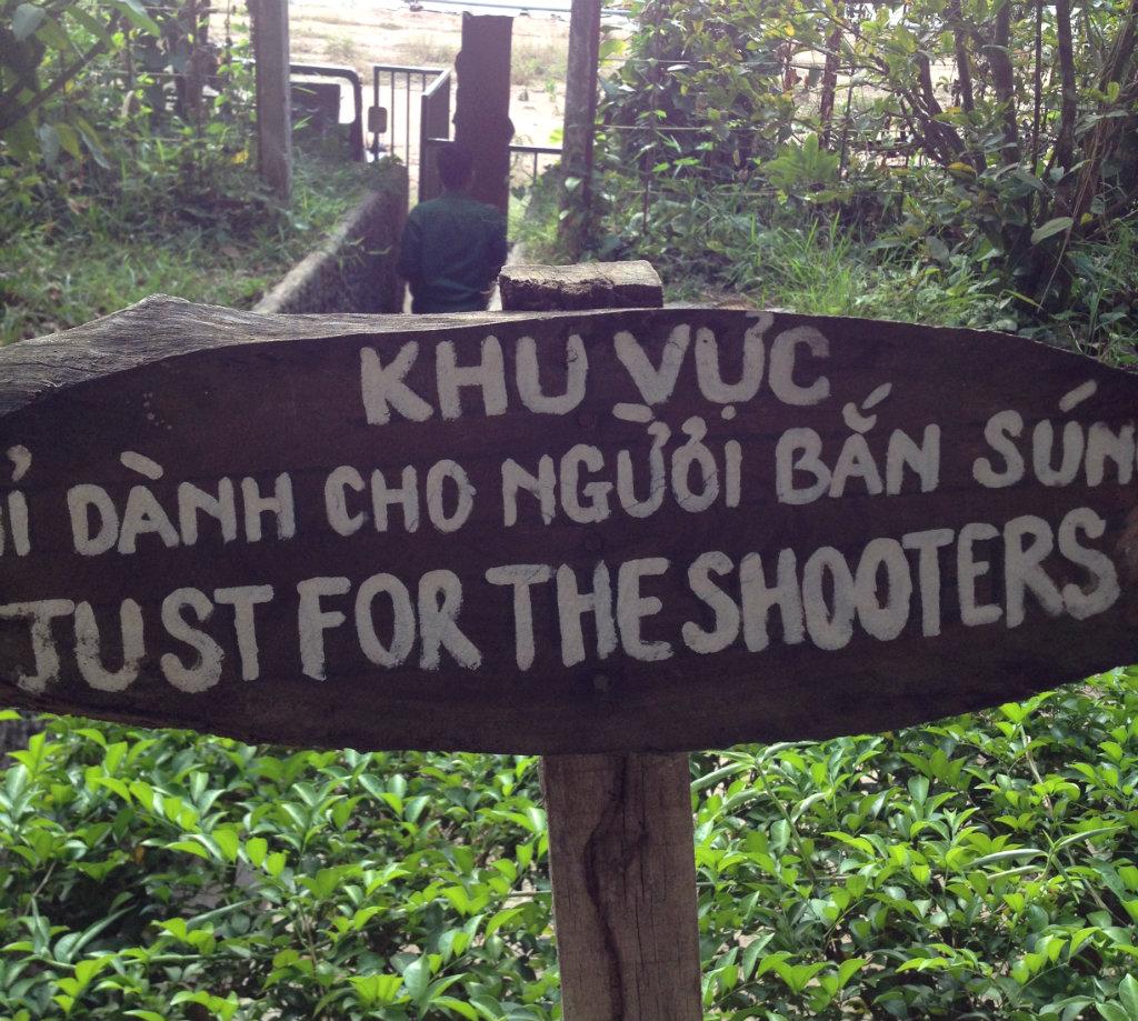 Cu Chi skjutbana