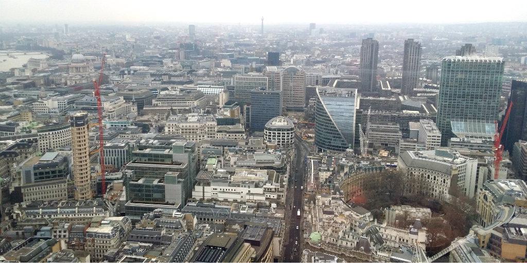 London-utsikt