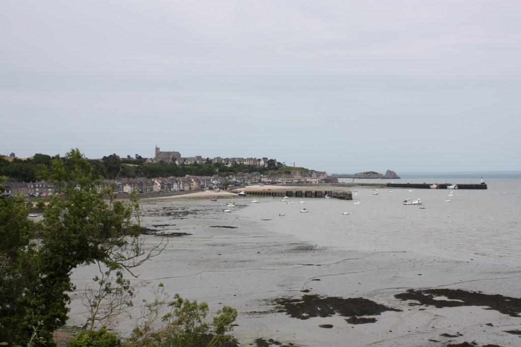 Havsbädden i Cancale