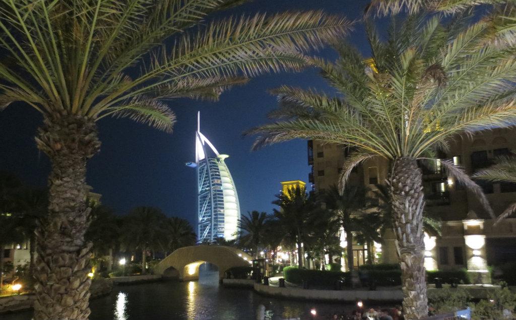 Madinat Jumeirah i Dubai