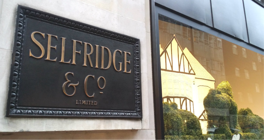 Selfridge-varuhus-london-travelgrip
