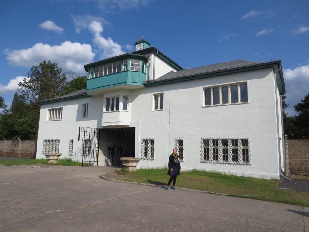 Sachenhausen koncentrationsläger