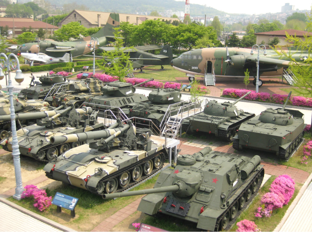Seoul-Korea-War-Museum-TravelGrip-4