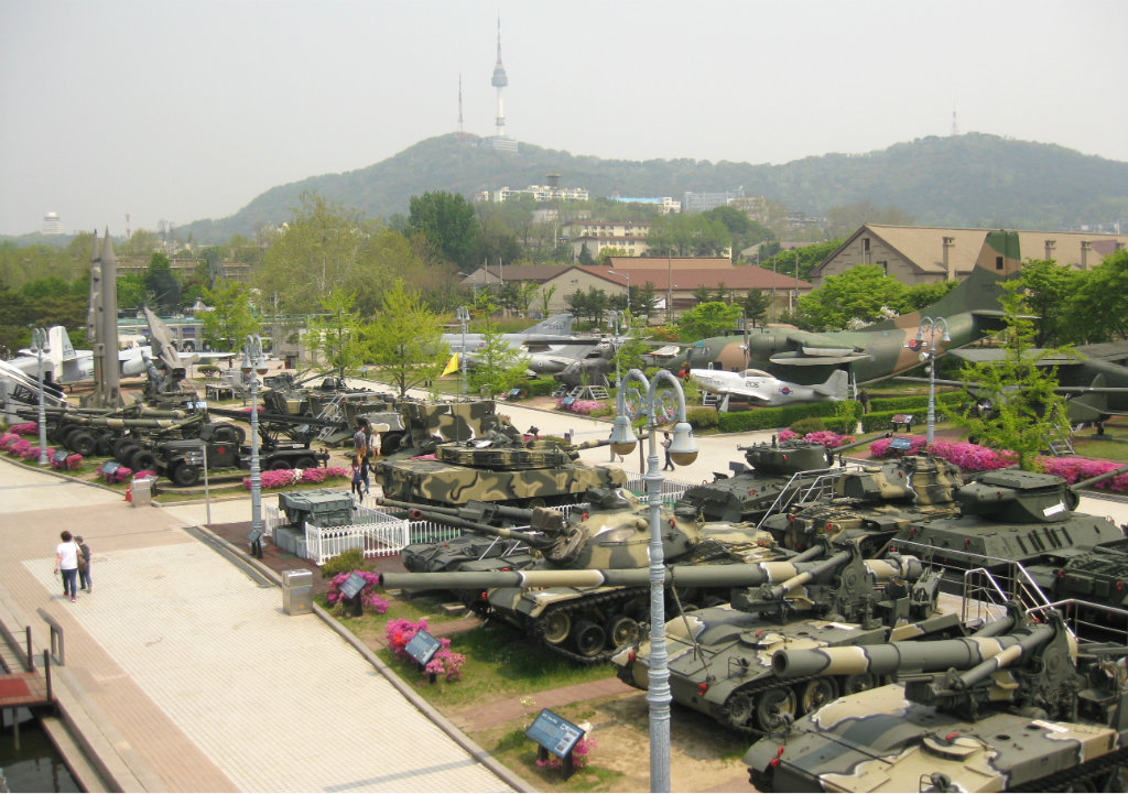 Seoul-Korea-War-Museum-TravelGrip-5