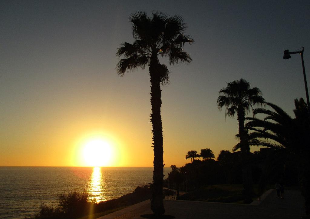 Solnedgång-Teneriffa-västkust-TravelGrip