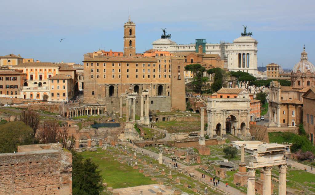 Forum i Rom