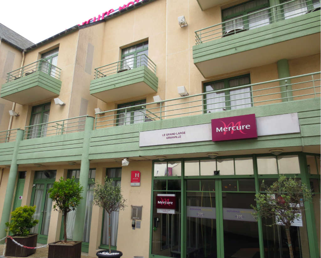 Mercure-Granville-Normandie-Frankrike-TravelGrip