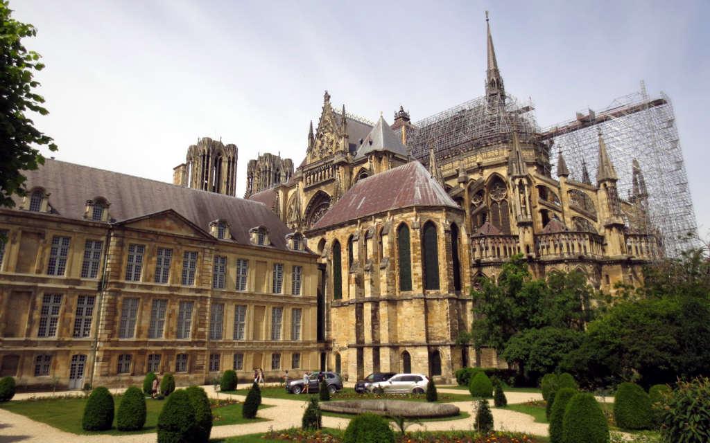 Katedralen Notre Dame i Reims