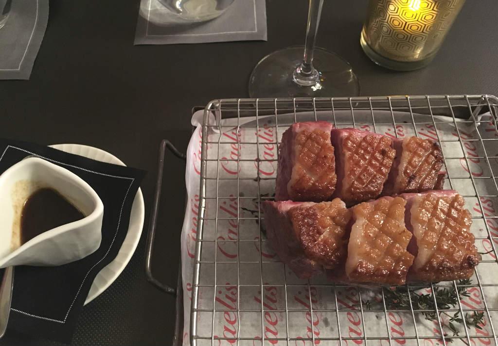 Finare-lunch-pa-Caelis-restaurang-i-Barcelona-TravelGrip