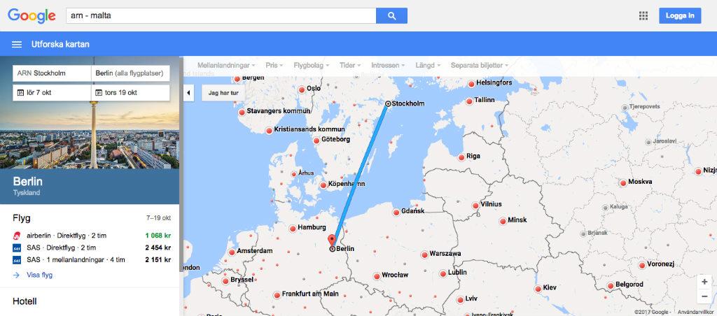 travelgrip-testar-googles-flygsok-att-hitta-billiga-flygbiljetter
