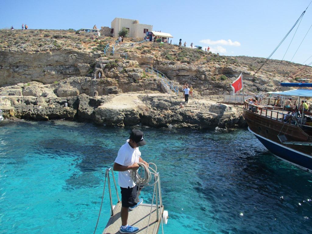 båttur I Malta