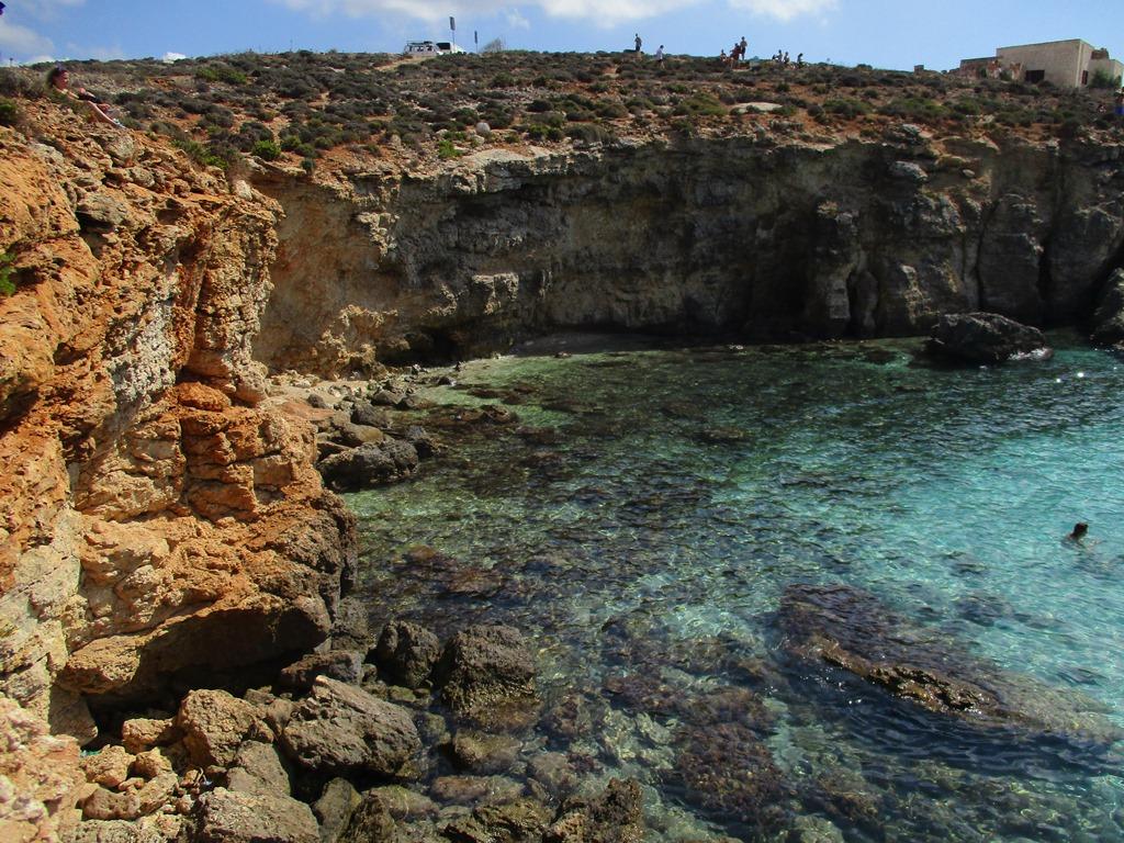 Berömda Blå Lagunen