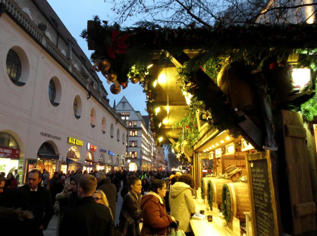 Julmarknad i München