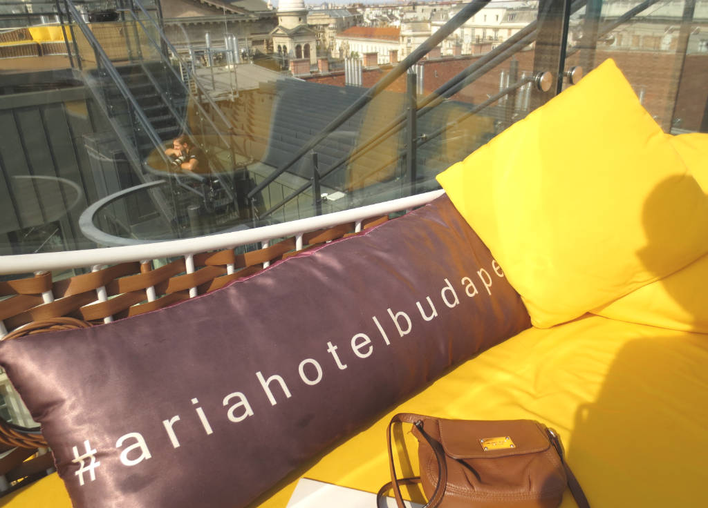 Takbaren High Note i Budapest