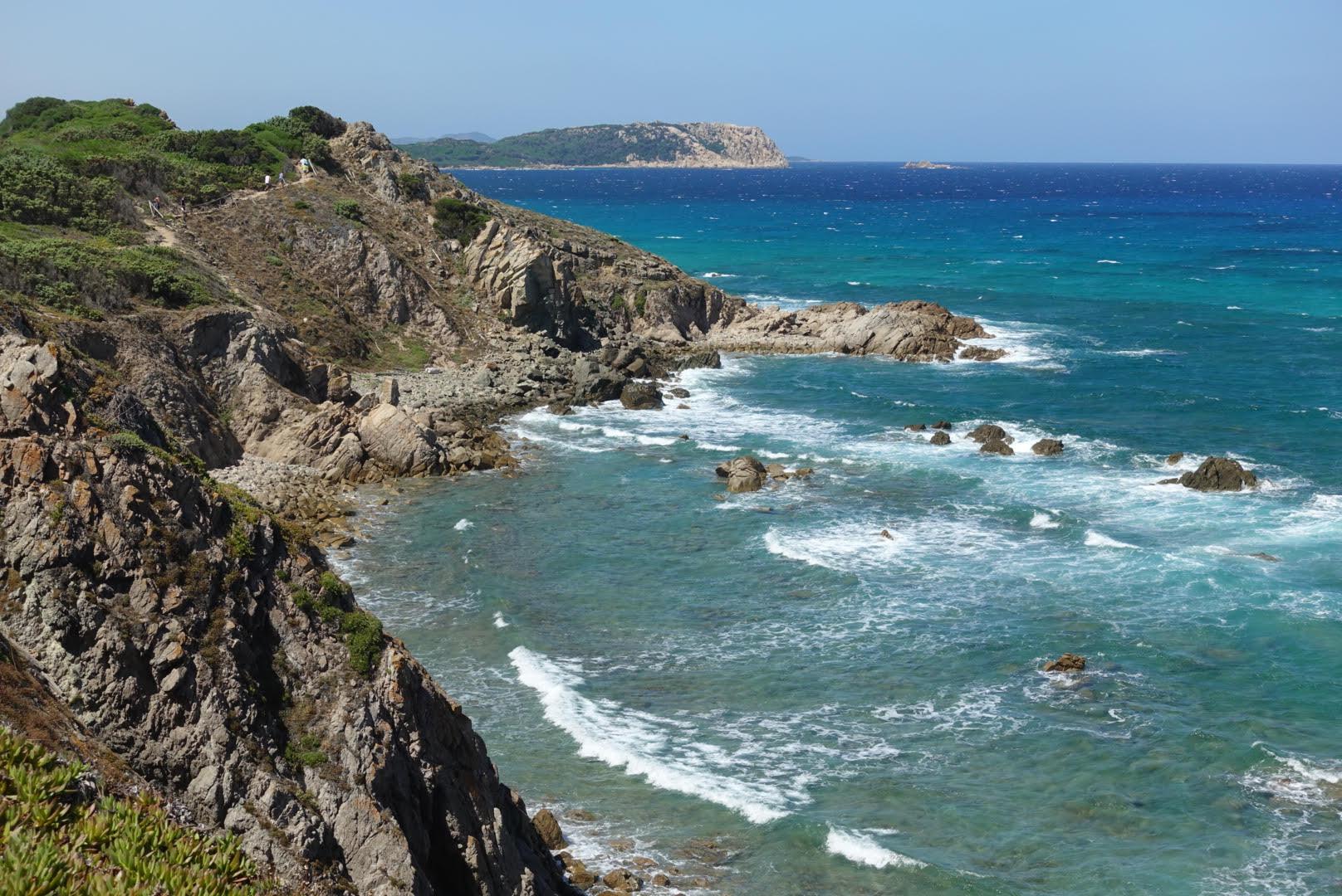 Vandringsled i norra Sardinien